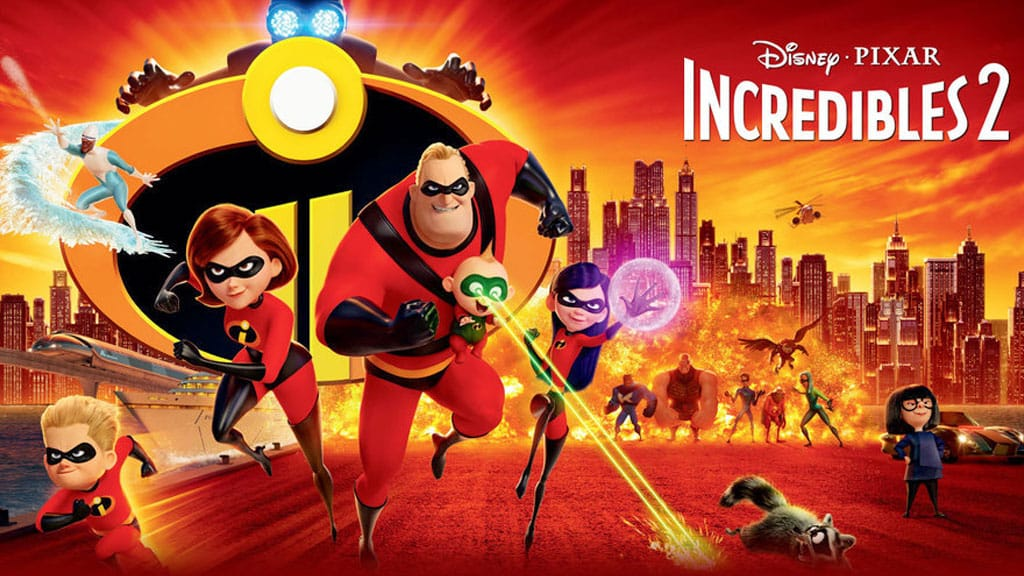 6th Annual Ko Olina Childrens Festival Features Disney Pixar's Incredibles 2 as Sunset Feature Film